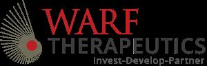 WARF Therapeudics logo