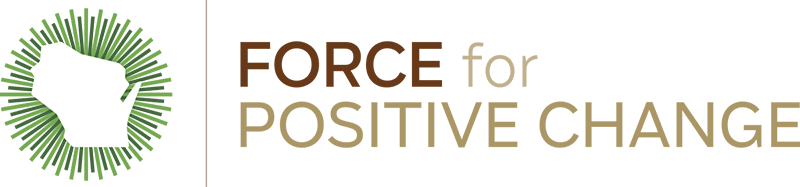Force for Positive Change logo