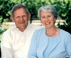 John & Tashia Morgridge