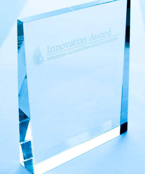 Innovation Award Trophy